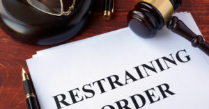Violating an Order of Protection or Restraining Order in New Jersey